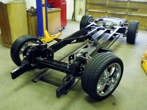 Custom Chassis for your Chevrolet Car or Truck!