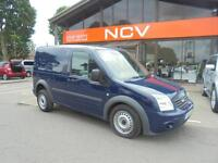 2011 FORD TRANSIT CONNECT Low Roof Van TDCi 90ps WITH AIR CONDITIONING