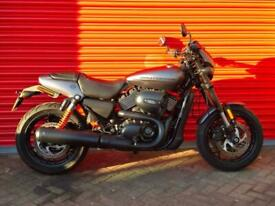 2017 HARLEY-DAVIDSON STREET ROD XG 750 A 1 OWNER FROM NEW ONLY 1600 MILES P/X