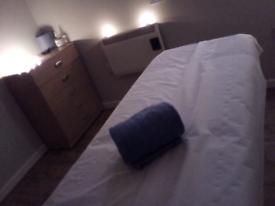 Massage therapist hazel from spain