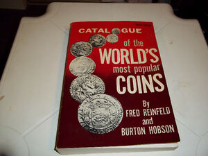 Catalogue of the World's Most Popular Coins F. Reinfeld B.Hobson
