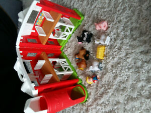 Ferme jouet little people