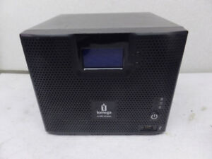 Iomega StorCenter Pro ix4-200d 8 TB (4 X 2 TB) Network Attached