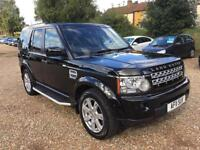 2011 Land Rover Discovery 4 3.0 TD V6 XS SUV 5dr Diesel Automatic (244