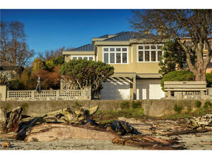 Spectacular Views and a most sought after location in Oak Bay