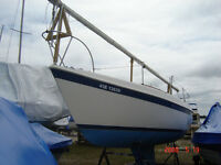 Sailboat -Tanzer 8.5 (28 ft) sloop rig