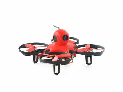 Makerfire U90 90mm Micro FPV Racing Drone BNF (DSMX Receiver - Red)