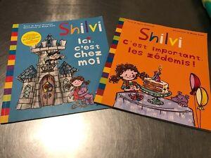 Livre Français - Shilvi