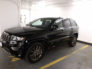2017 Jeep Grand Cherokee SUV sell by owner
