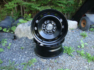 "17"" Ford steel wheels F-150"