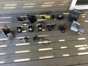 Vintage Camera collection - 14 cameras and 2 viewers