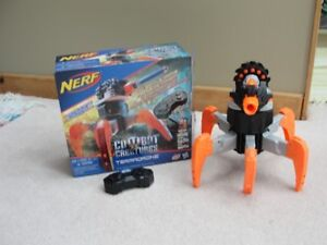 NERF Combat Creatures Terra Drone ( Remote controlled)