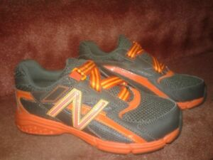 Boys running shoes by New Balance