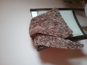 Boomerang shawl and scarf for Mothers day (New)