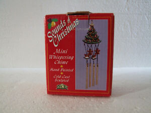Brand new in box decorative Christmas holiday wind chime London Ontario image 1