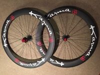60mm carbon clincher NEW ultra light