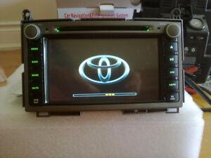 toyota venza indash hd touchscreen gps bluetooth dvd