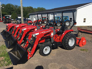 Massey Ferguson 39hp Tractor & Loader REDUCED TO MOVE!