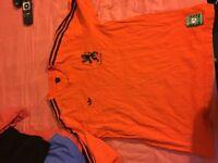 Retro Dutch Football Top
