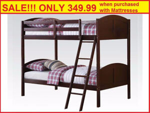 Bunk Bed Blowout @ Yvonne's Furniture