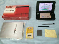 BRAND NEW_ NEW 3DS_XL - With Many Games / Accessories