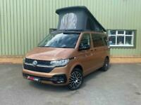 BRAND NEW 2021 VW Transporter T6.1 Copper Bronze Highline Campervan, Camper Van