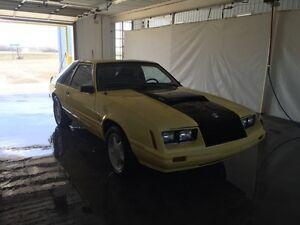 1980 Mustang 5.0 5 Speed