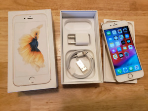 Factory Unlocked Apple iPhone 6S 128GB Gold - Amazing Deal!