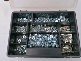 A Selection of nuts and bolts