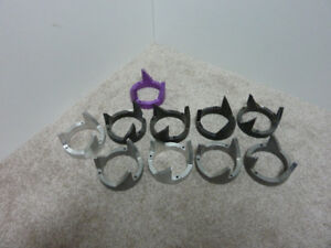 Large Lot Of Arctic Cat Secondary Helixes