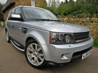 2009 RANGE ROVER SPORT 3.0 TDV6 AUTO HSE. JUST SERVICED !!