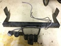 Ford Transit Tow Bar- New shape