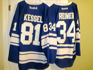 KESSEL and REIMER Jerseys ($50 each)
