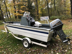 17ft Centre Console, Fishing Boat