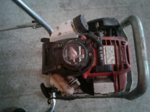 Honda power screet 12 ft