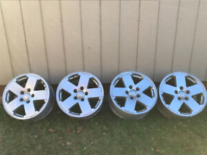 18 inch Jeep rims with sensors