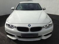 2014 14 BMW 4 SERIES 2.0 420I M SPORT 2D 181 BHP - UPGRADED EXHAUST AND WHEELS