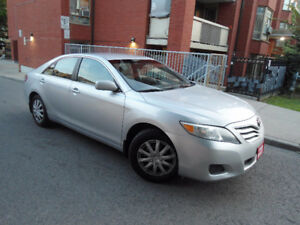 2010 TOYOTA CAMRY LE , LOADED, COMPASS , REMOTE STARTER !!!