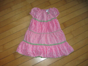 Krickets size 3x/4T dress
