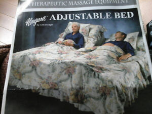 Therapeutic SINGLE bed NEW never used