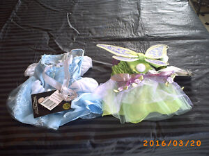 Various dog clothing asoorted prices each