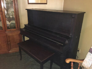 1928 Bell Upright Piano