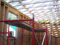 Carpenter and apprentice to realize your dream projects