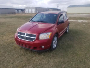 2010 Dodge Caliber SXT. 2.0 L only 110.000 km