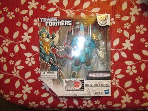 Transformers Voyager Brainstorm MISB