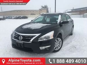 2013 Nissan Altima 2.5 S   FWD, air conditioning, cruise control