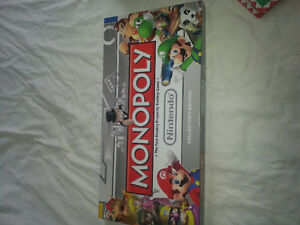 nintendo monopoly collector edition