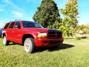 2000 Dodge Durango Magnum V8 4.7L