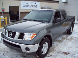 "2007 NISSAN FRONTIER SE 4.0 V6 ""4X4'! One Owner! Low KM! Mint!"