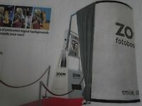 Zoomphotobooth for sale or rent